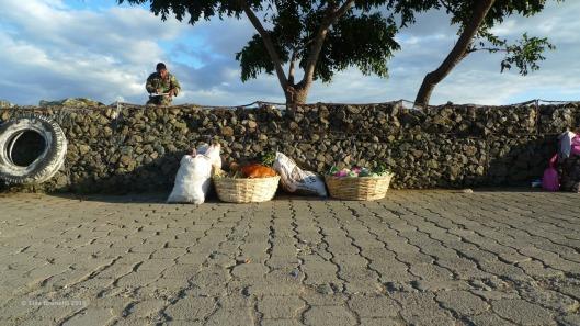 nicaragua SAN JORGE ferry to ometepe