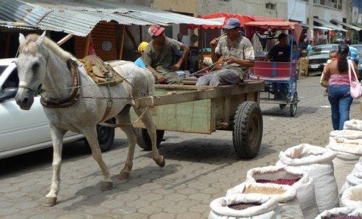Rivas Nicaragua - the Bustling Morning Market
