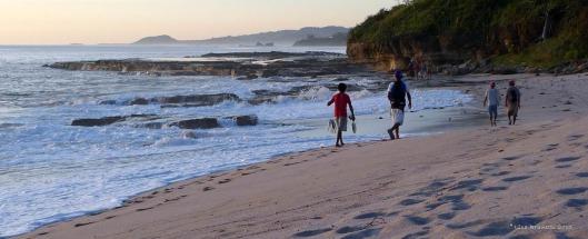 """Playa Rosada"" Nicaragua"