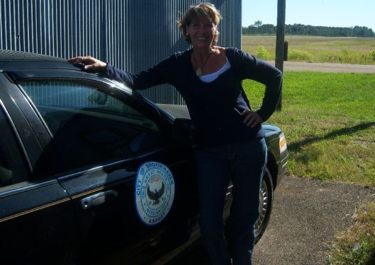 """2011-  Brookhaven Airport (Mississippi)   Surely the man didn't just say, """"You can use it as the courtesy car""""!!!"""