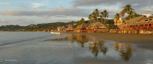 San Juan Del Sur Nicaragua - The Colors Slipped in the Sky