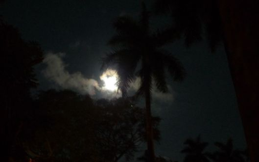 Equinox Full Moon - Balboa/ Republic of Panama