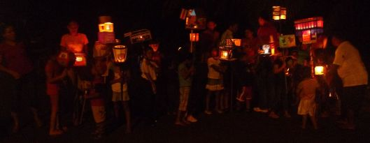 Sept 14 - Costa Rica Independence Lanterns