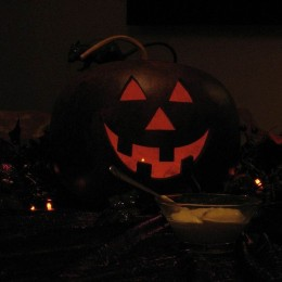 Laura Chapin's Halloween Dinner - Panama