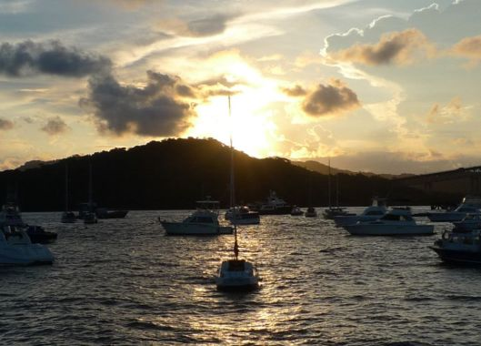 Solstice Alignment - Balboa Yacht Club - Republic of Panama