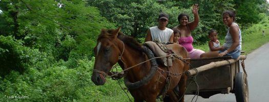 Near Rivas Nicaragua