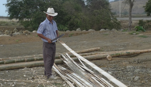 Dear dear Pancho, patriarch of a family of carpenters!