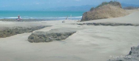 Punta Ballena, Ecuador