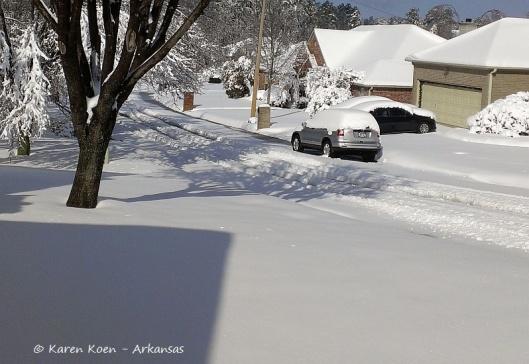 Little Rock, Arkansas 27- Dec- 2012