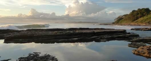 Playa Rosada 'pre' Sunset