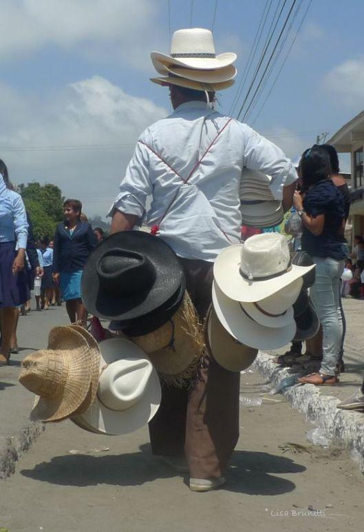 P1600353 hats  I LOVE A PARADE san vicente ecuador