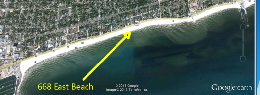 Memories of 668 East Beach -