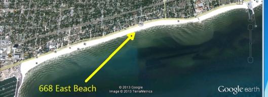 Memories of 668 East Beach -