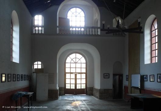 Iglesia Nueva - Hacienda Guachala - Cayambe, Ecuador