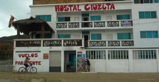 Hostal Cruzita - Ecuador