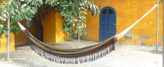Hammock - Hacienda Guachala