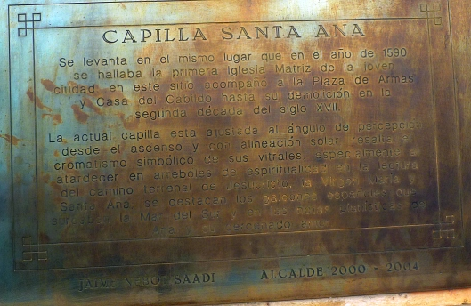1590 Santa Ana Chapel