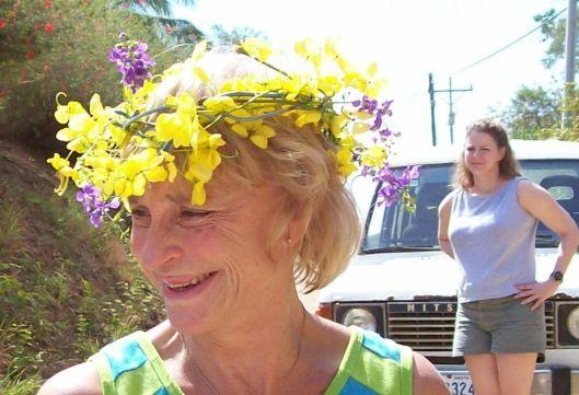 A Muy Linda tiara for a muy mala memory!