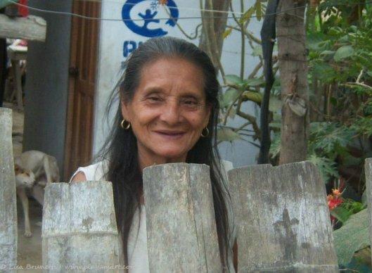 The Datura Lady - Charapoto Ecuador