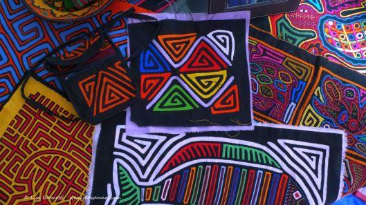 MOLA MIX textiles
