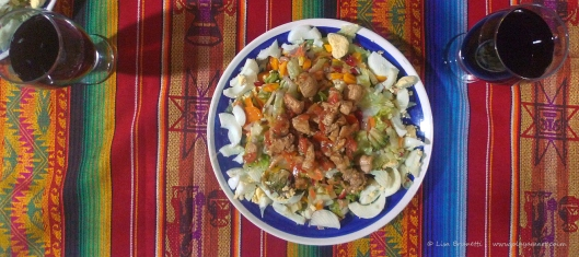Zeebra's Chicken Salad