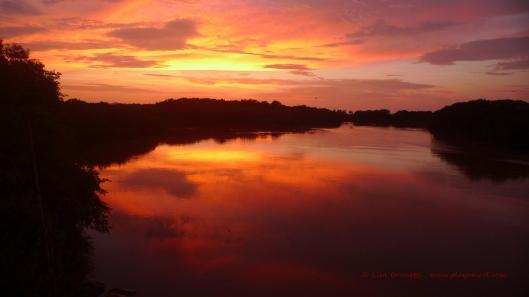 Sunset Rio Jama