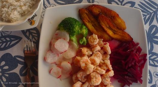Hostal/Restaurante - Punta Prieta - Shrimp Finale