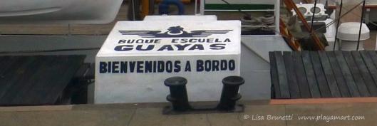 P1690237 BUQUE ESCUELA GUAYAS gye ship school