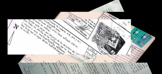paperwork paperwork, tramites, tramites!