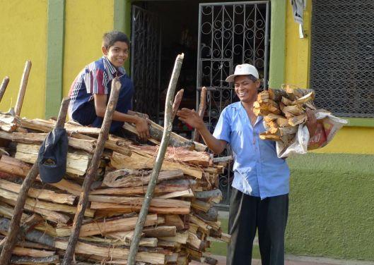 Father & Son - Nicaragua