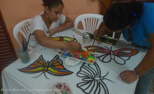 P1740734 tabletop butterflies