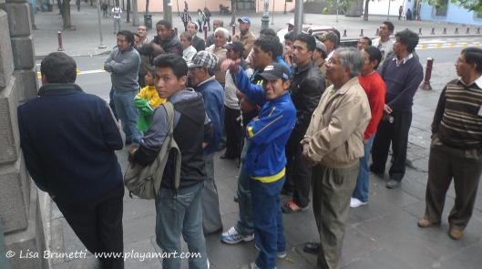 P1750459 ecuador argentina futbol