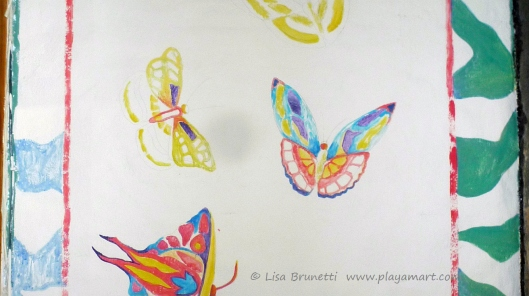 ..Coming up - Butterflies!