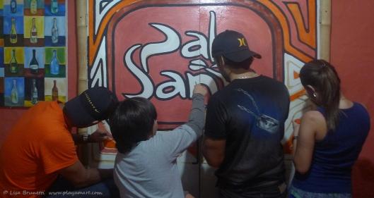P1780752 palo santo group painting
