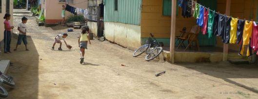 driveway baseball - nicaragua!
