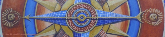 P1800602 compass needle