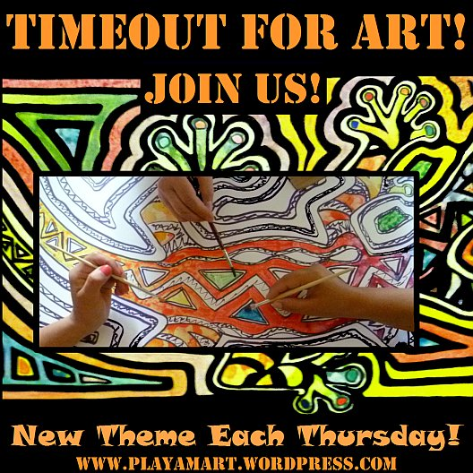 Timeout for Art - A Badge for