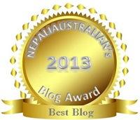 Best Blog - 2013