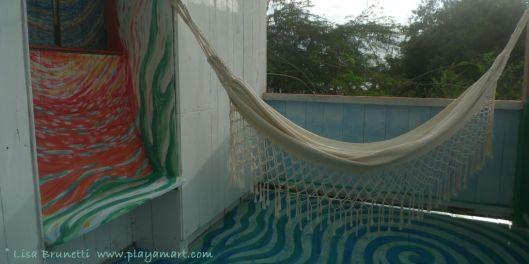 P1930187 riverhouse balcon hammock