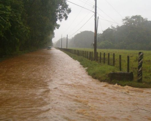 (from z archives) 30 inches of rain in three weeks - Costa Rica