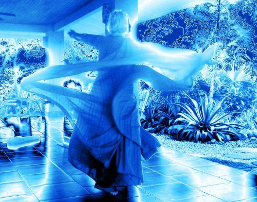 Blue Swirl!