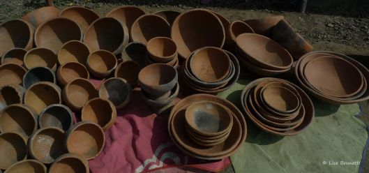 Ten dollars will buy a lot of pottery, but oh,  extra pottery will add a lot to my load!