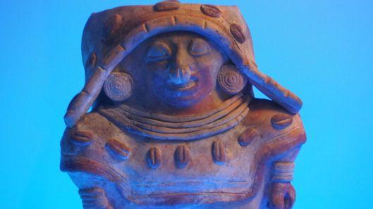 Jama Coaque artifact - Museo Bahia de Caraquez