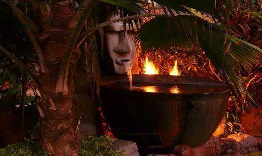 Canoa Beach Hotel - Quite a hot-tub!