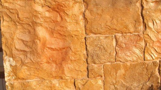Ciragan stonework on new area