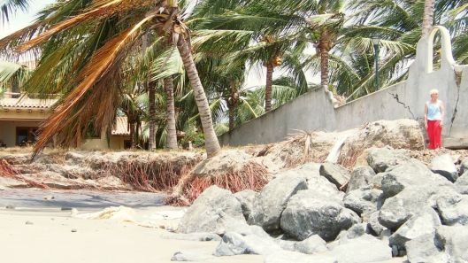 Coco Beach, first home site past entrance