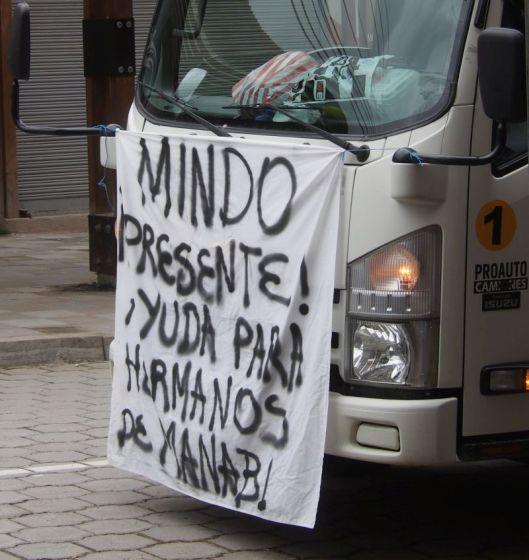 Mindo Relief Caravan