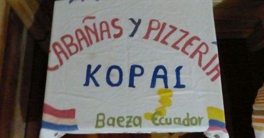 P1250702 cabanas and pizzeria KOPAL in Baeza