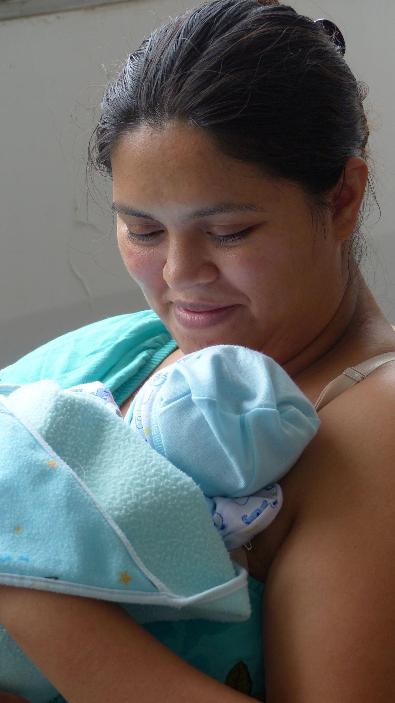 0000 P2720067 Melissa y Bebe July 29