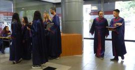 P2880292 musicians choir ready